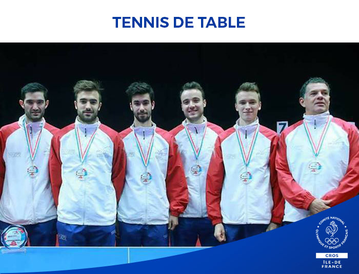 Tennis de table championnat d europe crosif - Championnat de france de tennis de table ...