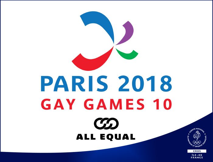 gay games paris 2018 inscription prix pr f rentiel crosif. Black Bedroom Furniture Sets. Home Design Ideas