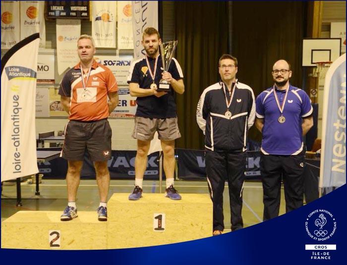 Tennis de table championnat de france crosif - Championnat de france tennis de table ...